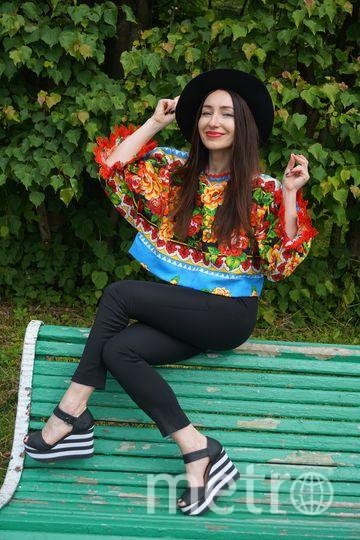 Татьяна (Санкт-Петербург), группа TEYA. Фото Фото предоставлены участниками фестиваля.