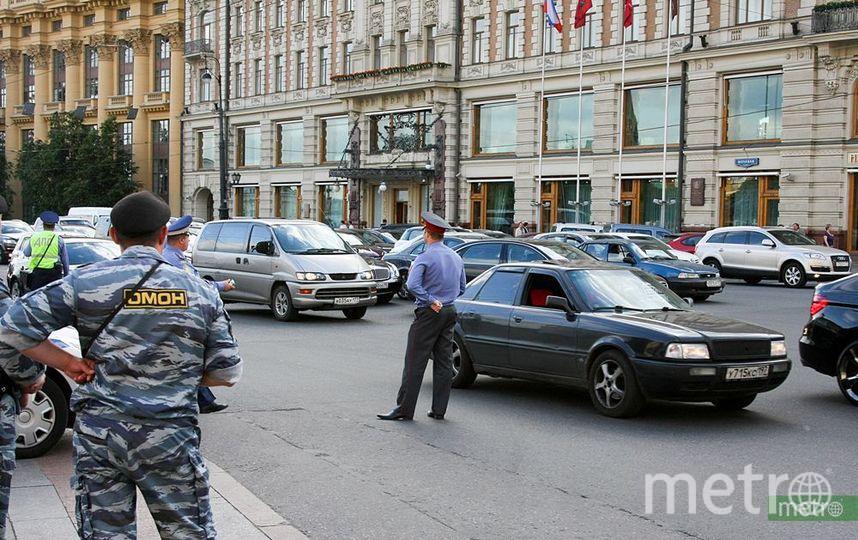 """СМИ: Бизнесмен Умар Джабраилов устроил стрельбу в московском отеле. Фото Василий Кузьмичёнок, """"Metro"""""""