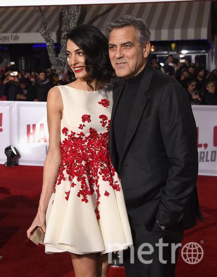 Джордж Клуни рассказал подробности своего отцовства. Фото Getty
