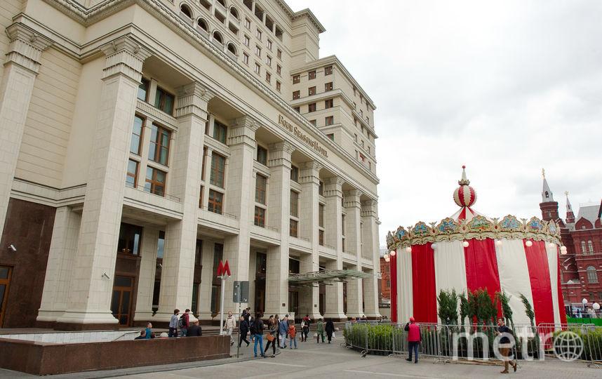 Гостиница, где устроил стрельбу Джабраилов. Фото Василий Кузьмичёнок