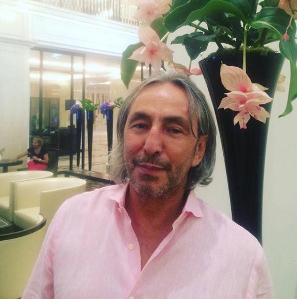Умар Джабраилов. Фото скриншот с официальной странички Джабраилова в Instagram.