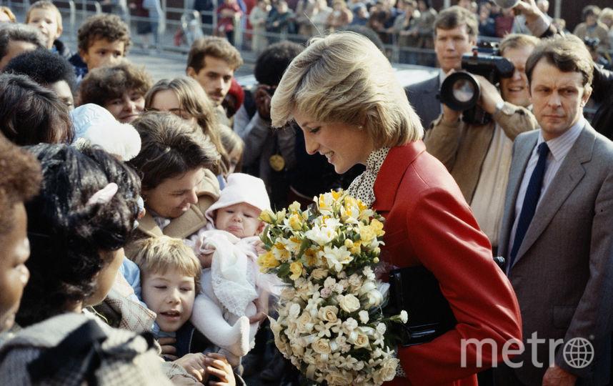"""20 лет без """"Королевы сердец"""": Редкие фото принцессы Дианы. Фото Getty"""