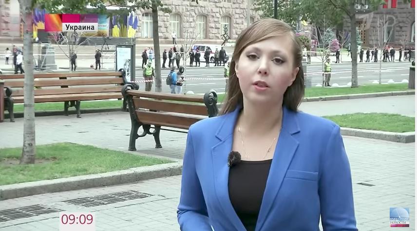 Анна Курбатова. Фото Скриншот Youtube