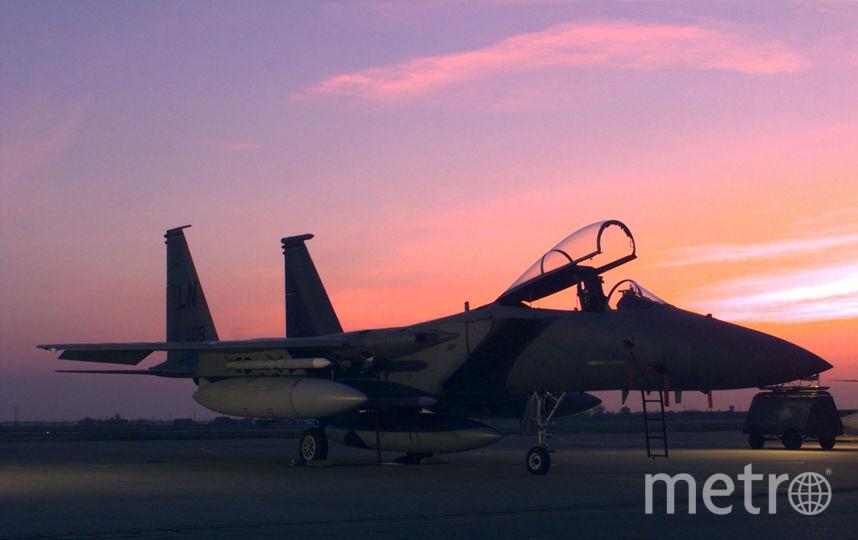 F-15C Eagle. Фото Getty
