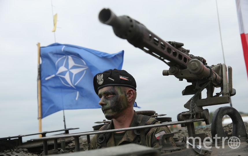 Солдат НАТО. Фото Getty