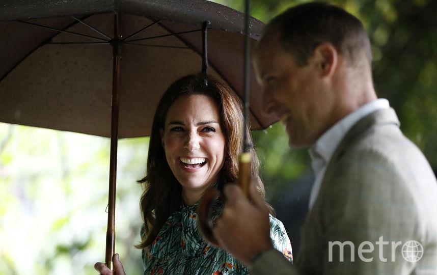 Принцы Уильям иГарри почтили память принцессы Дианы