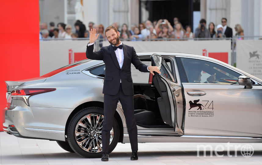 Итальянский актёр Алесандро Борхи. Фото AFP
