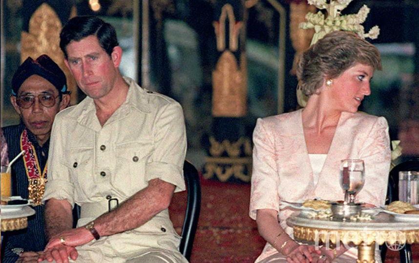 Принесса Диана и Принц Чарльз. Фото Getty