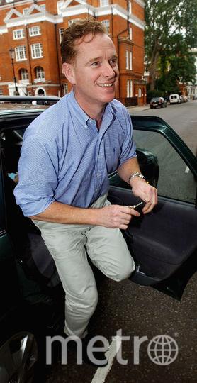 Джеймс Хьюитт. Фото Getty