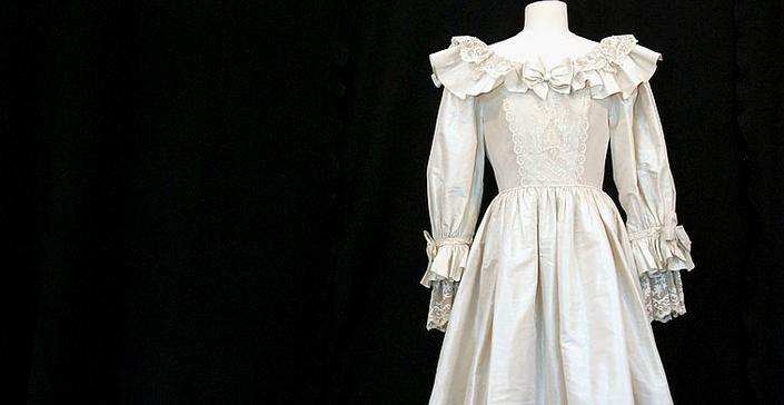 Свадебный наряд. Фото Getty