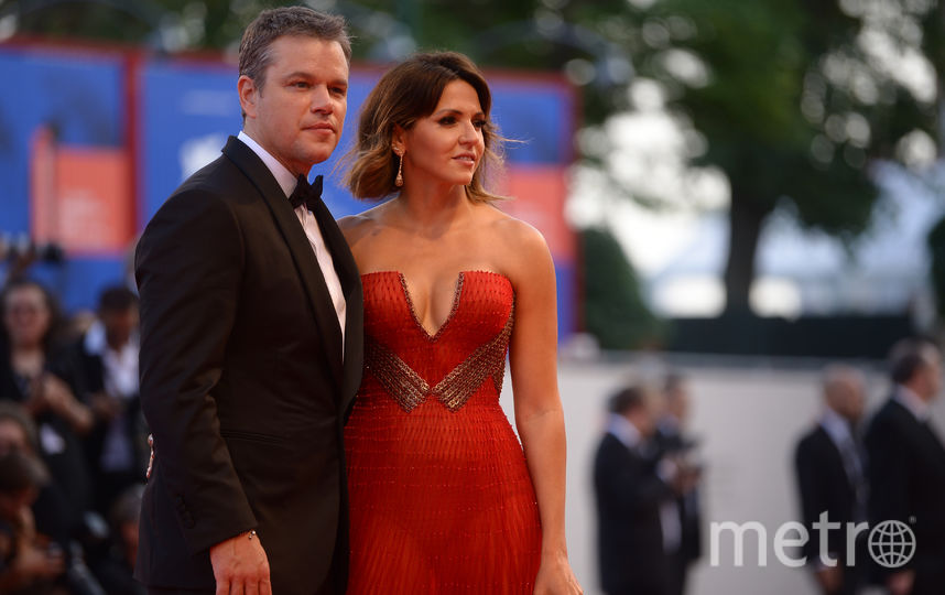 Венецианский кинофестиваль 2017. Фото AFP