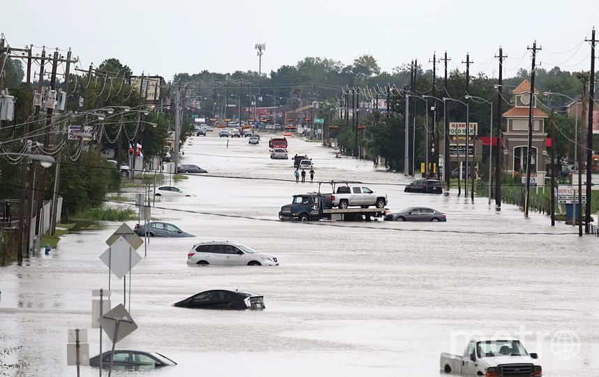 Хьюстон, Техас. Фото AFP