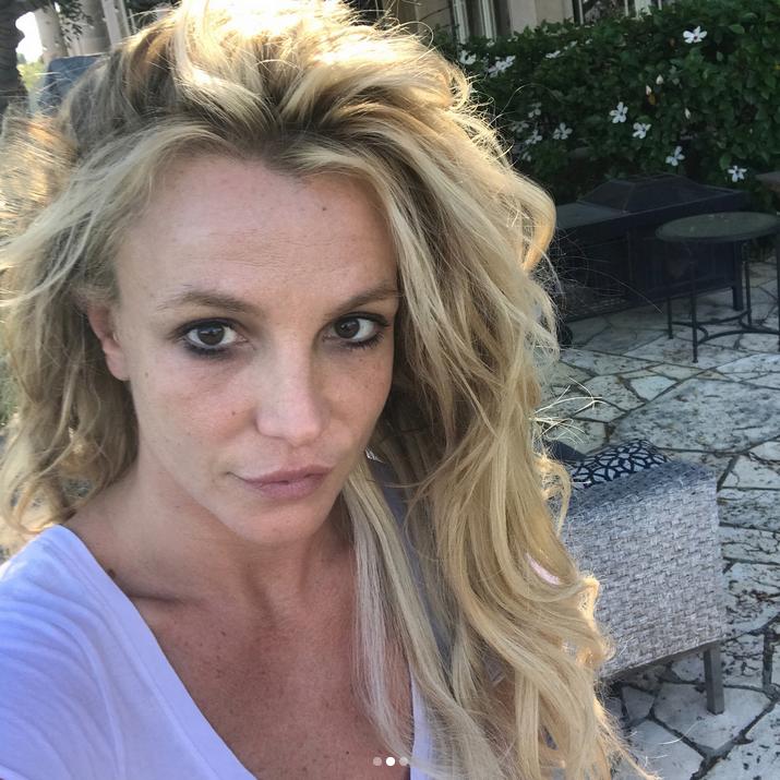 Бритни Спирс шокировала поклонников фото без макияжа. Фото Скриншот Instagram/britneyspears