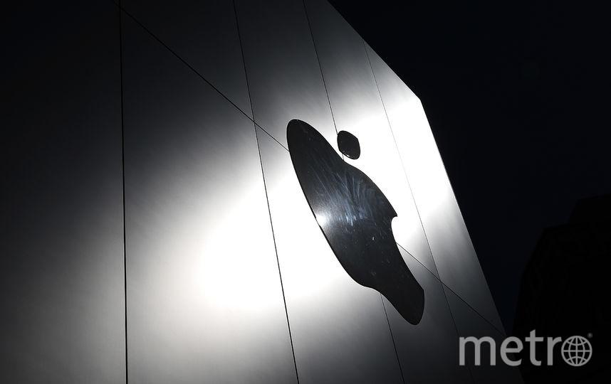 Apple. Фото Getty