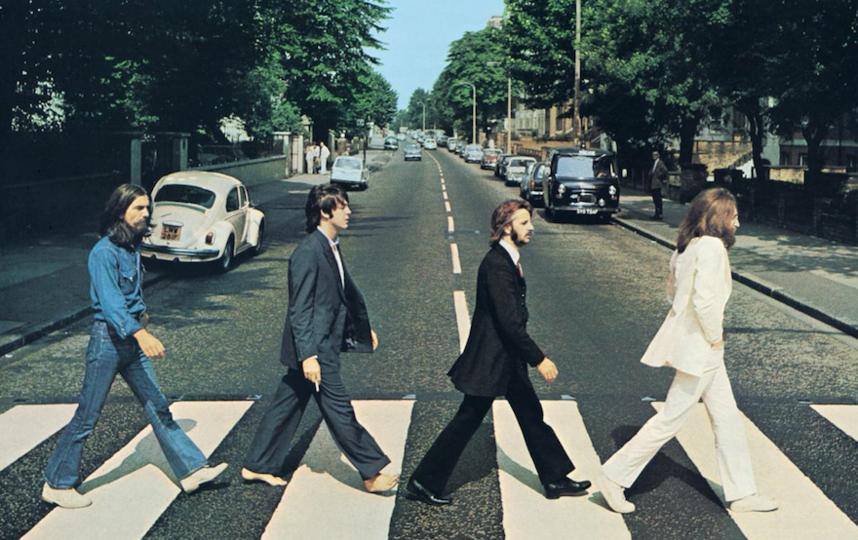 "Оригинальная обложка ""Abbey Road"". Фото Creative Commons"