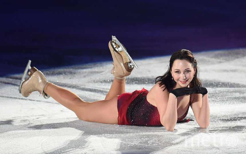 Чемпионка мира и Европы Елизавета Туктамышева. Фото Getty