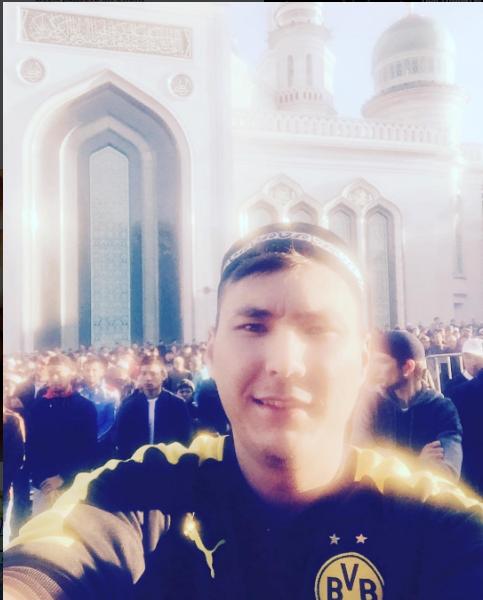В России отмечают Курбан-Байрам. Фото instagram