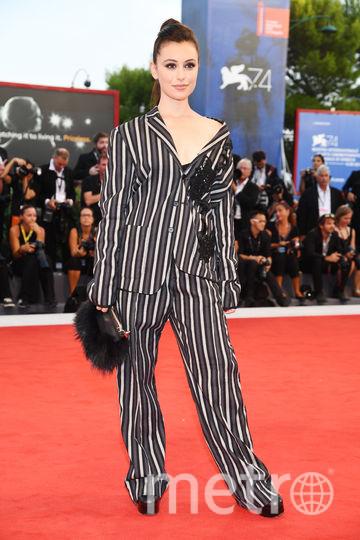 Гостья кинофестиваля. Фото Getty