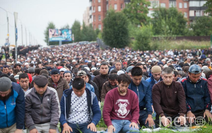 """Курбан-Байрам - один из самых больших праздников в Исламе. Фото Святослав Акимов, """"Metro"""""""
