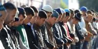 Как мусульмане отпраздновали Курбан-Байрам в Москве: фото