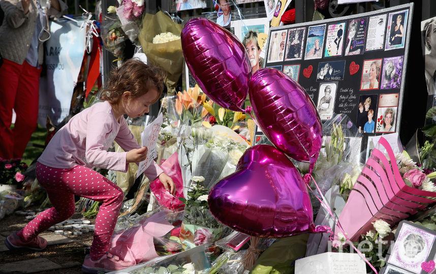 В Лондоне почтили память принцессы Дианы: Самые яркие фото. Фото Getty