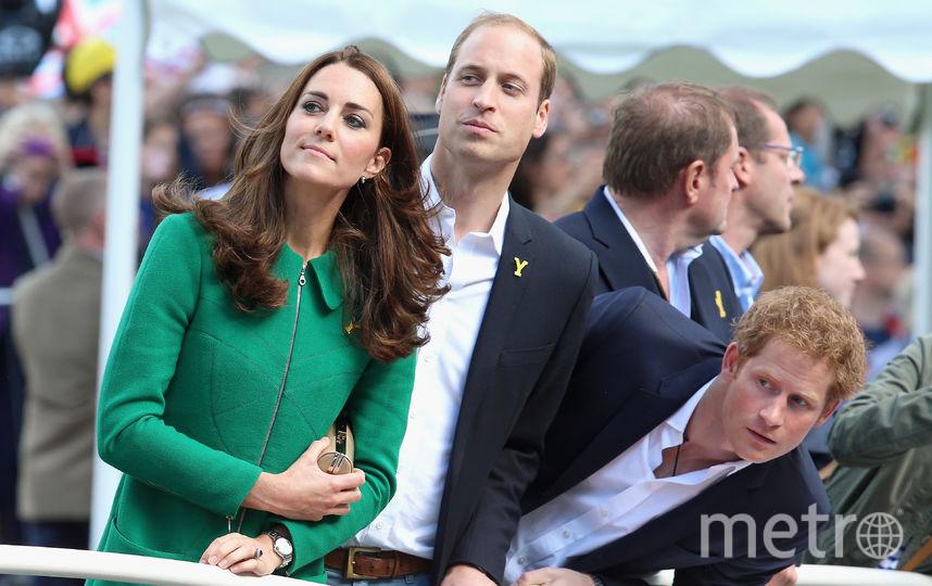 Телохранитель принцессы Дианы рассказал о характере принцев Гарри и Уильяма. Фото Getty