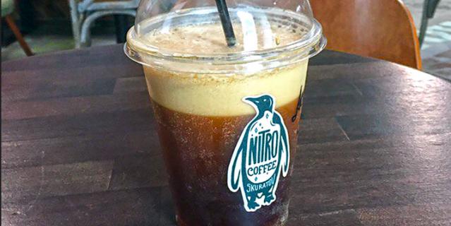 Нитро-кофе.