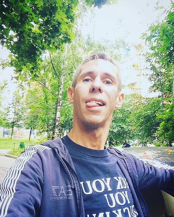 Алексей Панин омолодился уколами красоты. Фото Скриншот/Instagram: panin.aleksey2018