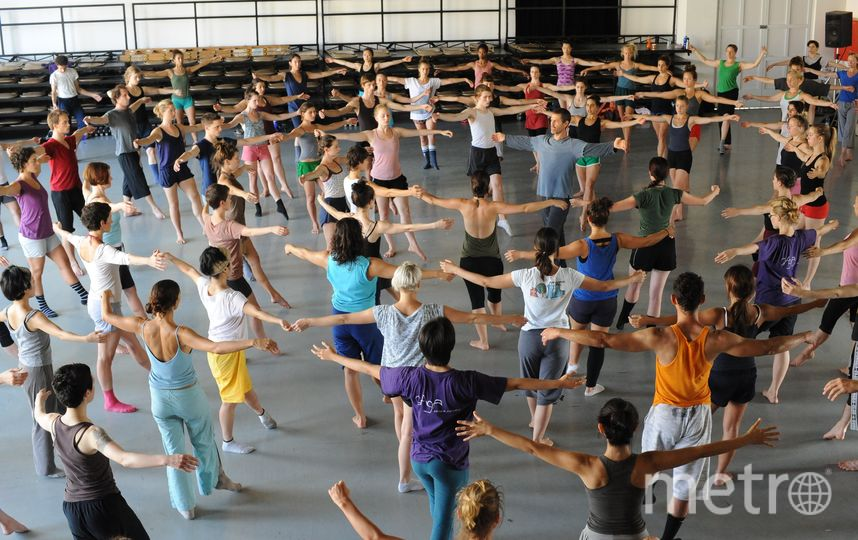 В Петербурге покажут фильм о хореографе Охаде Наарине. Фото Фотографии предоставлены организаторами фестиваля.