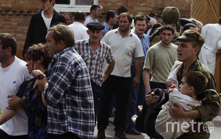 После теракта многие находились в психологическом шоке. Фото Getty
