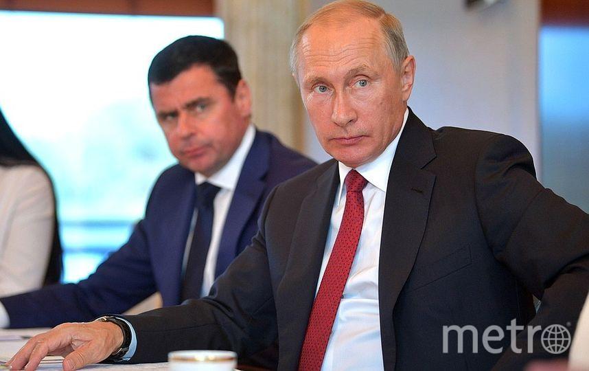 Владимир Путин на встрече в Ярославской области. Фото kremlin.ru