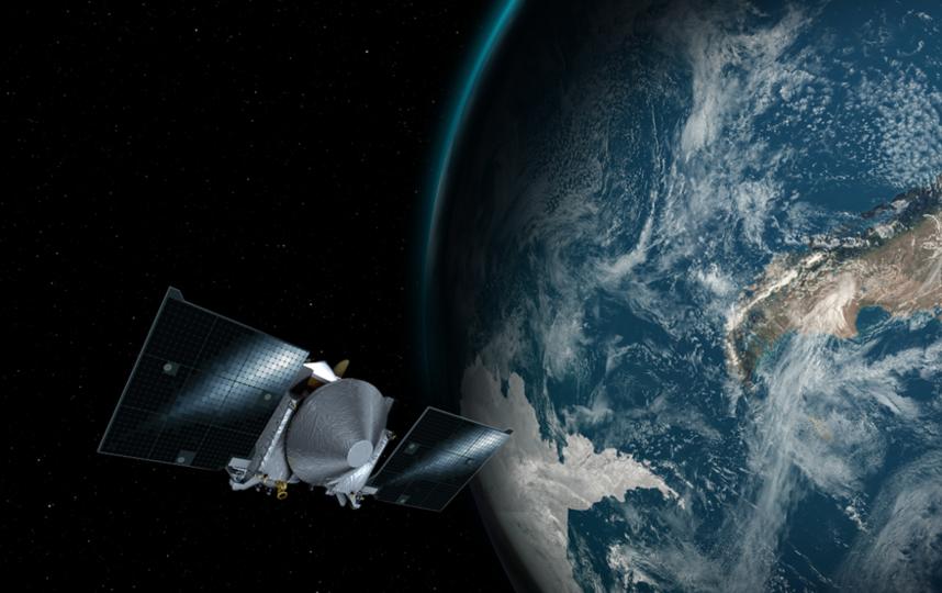 Florence – крупнейший астероид, который приближался к Земле за всю историю наблюдений. Фото www.nasa.gov