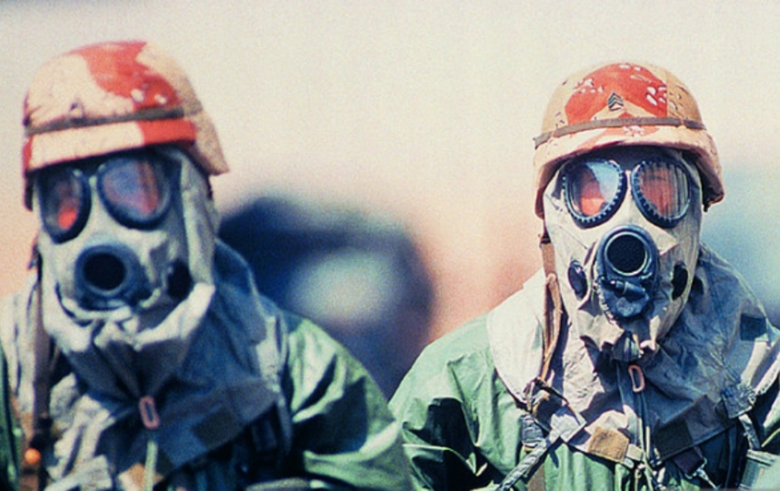 В России уничтожили все боеприпасы с отравляющими веществами. Фото Getty