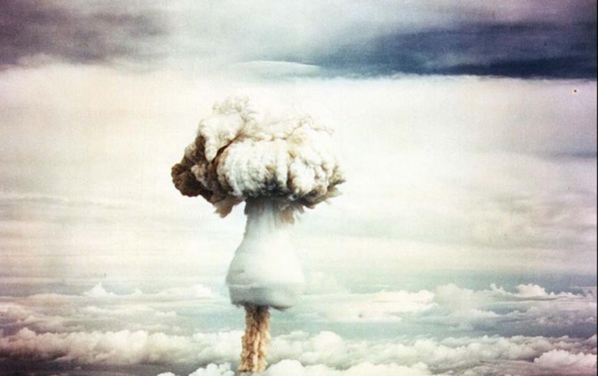 КНДР провела испытания водородной бомбы. Фото Wikipedia