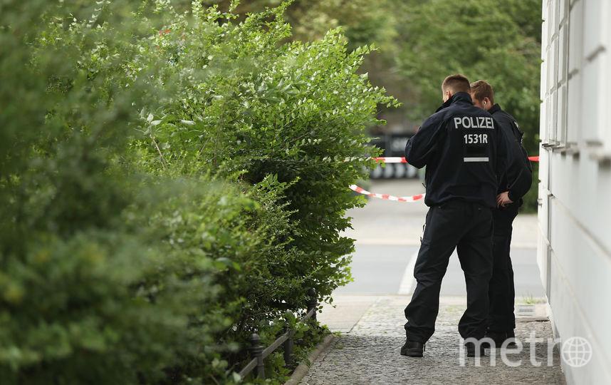 Полиция Германии. Фото Getty