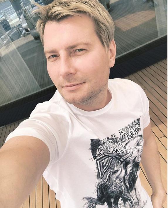 Николай Басков - фотоархив.