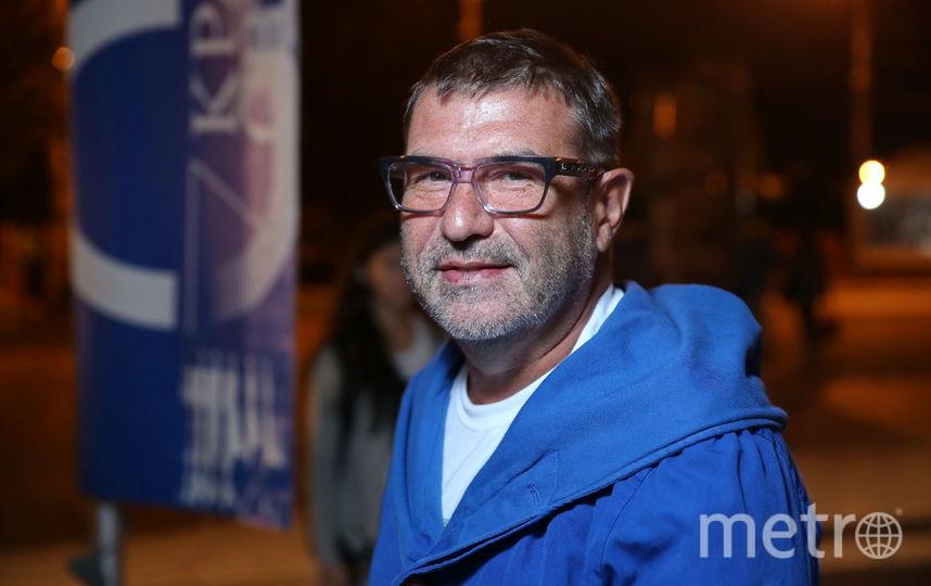 Евгений Гришковец. Фото Геннадий Авраменко.