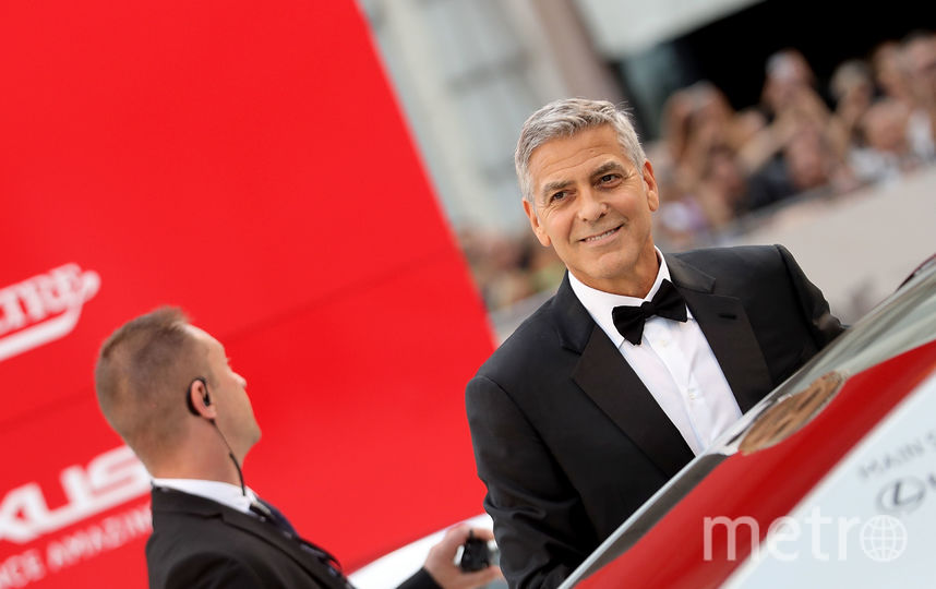 Джордж Клуни. Фото Getty