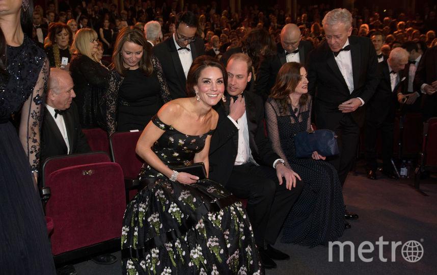 Супруга принца Уильяма ждет третьего ребенка. Фото Getty