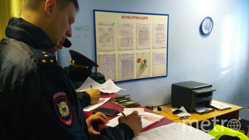 Фото: УТ МВД России по СЗФО.