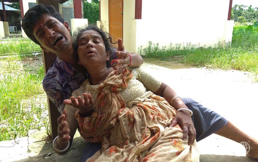 Фото из бирмы что там творится щас