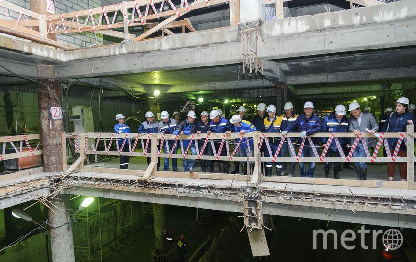 1-ый участок Красносельско-Калининской веточки метро могут ввести в 2020-ом