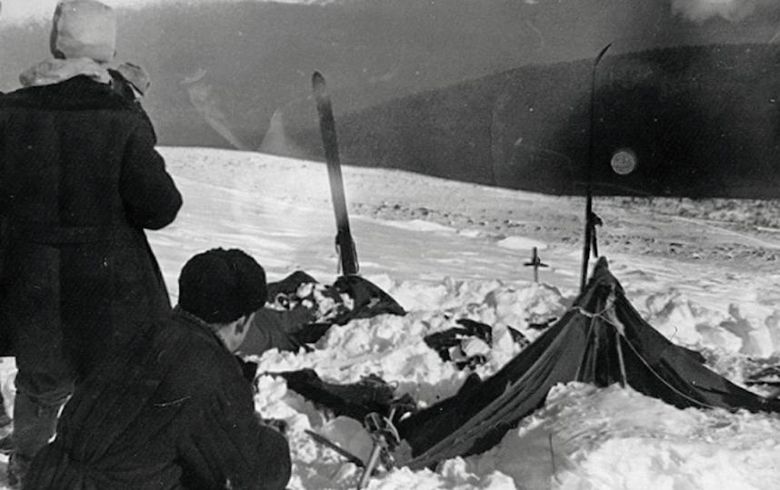 Разгадка смерти группы Дятлова— наих заключительном снимке