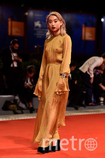Венецианский кинофестиваль-2017. Фото Getty