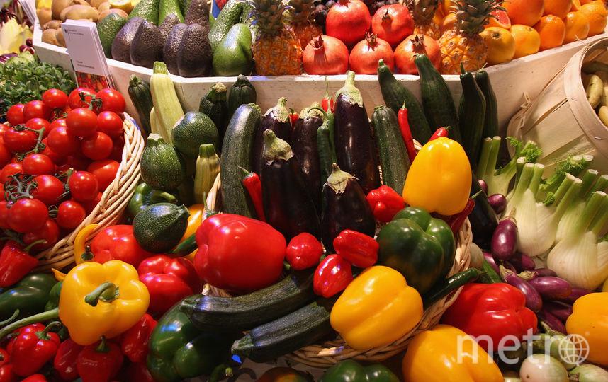 Овощи. Фото Getty