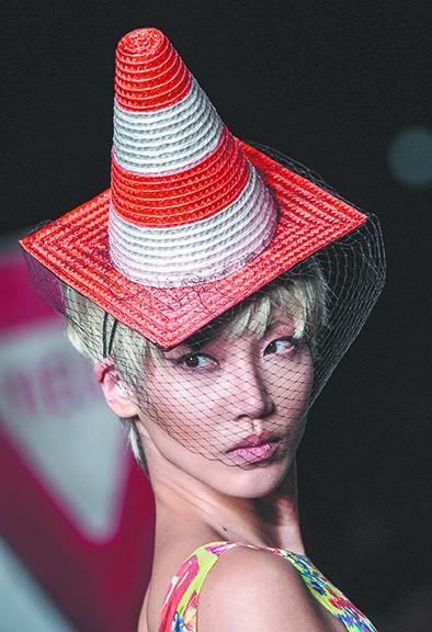 Moschino. Фото Getty