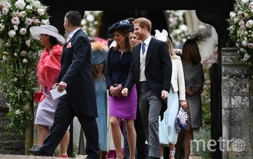 Meagan merkle at pippa wedding