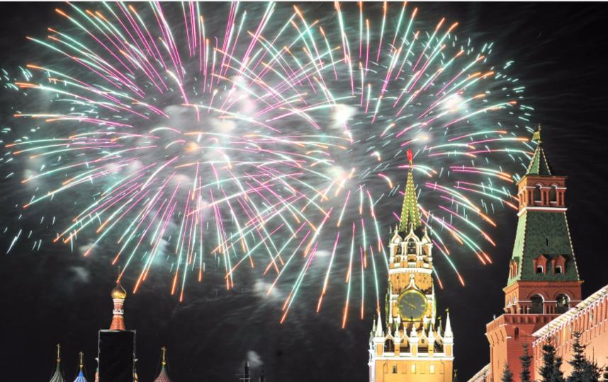 Салют на День города в Москве: где, когда и во сколько состоится огненное шоу. Фото mos.ru