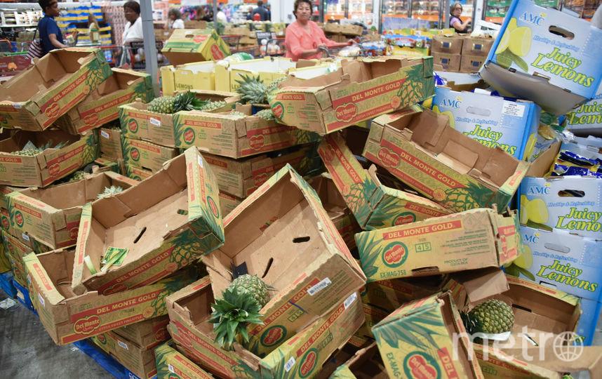 """Флорида готовится к наступлению """"Ирмы"""". Фото AFP"""