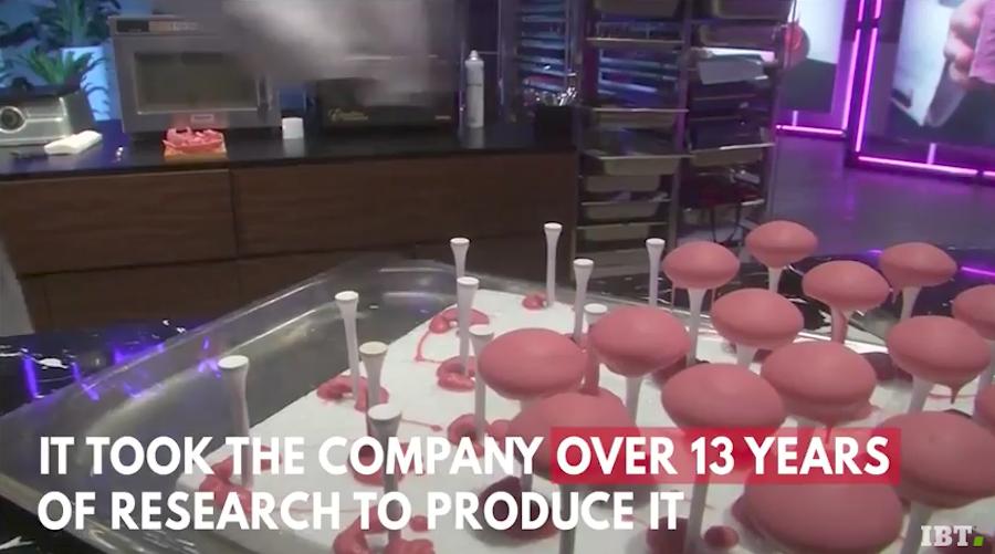 Розовый шоко. Фото Скриншот Youtube